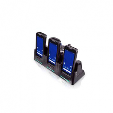Datalogic charging station 3 slots pour Memor20 - Chargeur 3 PDA