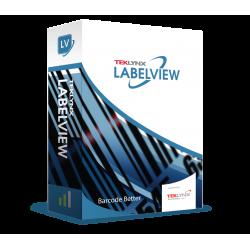 Logiciel code barre Labelview Pro Network 5 utilisateurs