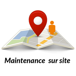 Contrat de maintenance sur site 3 ans pour imprimante EPSON C6000