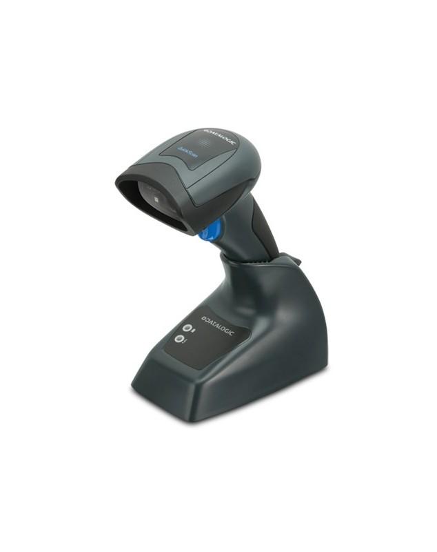 Pistolet code barre sans fil RF Datalogic QuickScan I QM2430-2D-USB