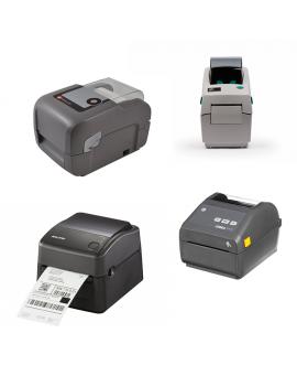 Imprimantes code barres bureautiques